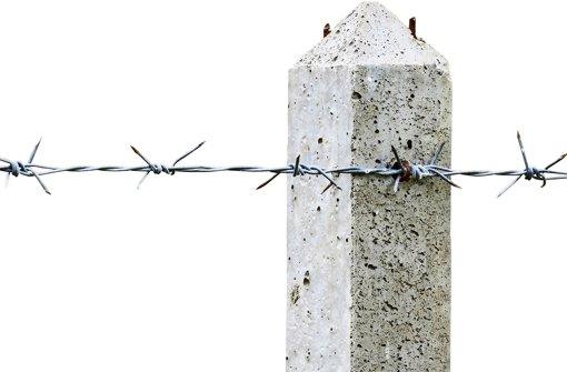 Menschen brauchen Grenzen