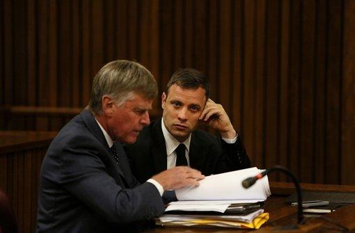 Steenkamps wollen ihn im Gefängnis sehen