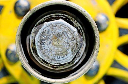 Der Stempel P1 stammt wohl vom Firmengründer Foto: Porsche