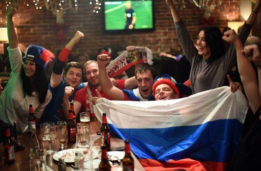 Durstige Fans sitzen auf dem Trockenen: Bier-Knappheit in Moskau