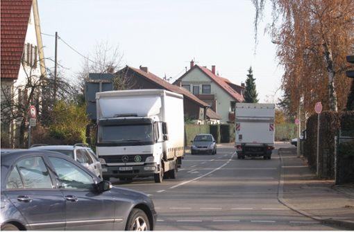 Straßensperrung wird kontrovers bewertet
