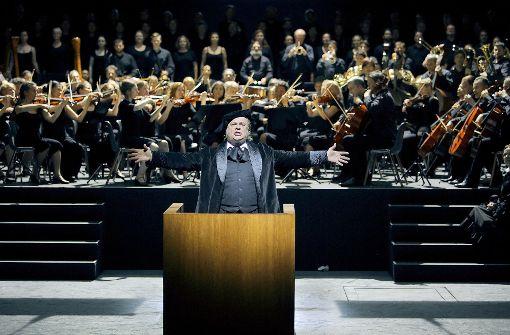 """Bayreuth-Eröffnung mit Prominenz  und """"Meistersingern"""""""