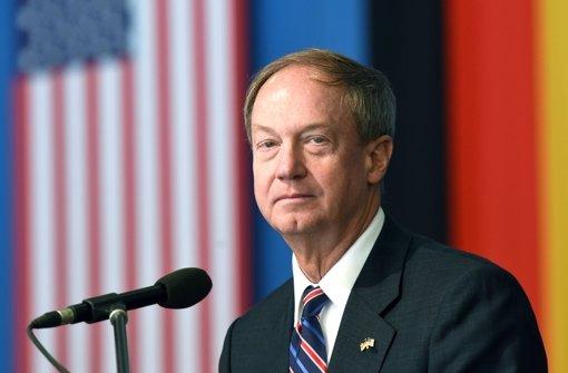 US-Botschafter Emerson einbestellt