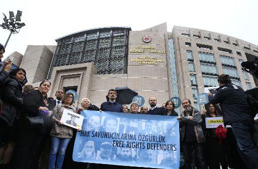 Prozess gegen Menschenrechtler Steudtner hat begonnen