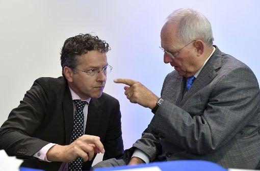 IWF gibt Griechenland kein Geld