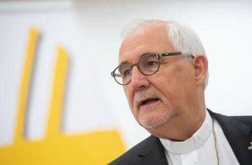 Bischof Gebhard Fürst bittet Opfer erneut um Entschuldigung