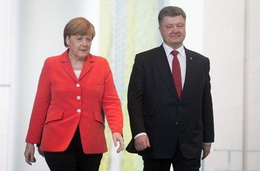 Ukraine hat alle Unterstützung verdient