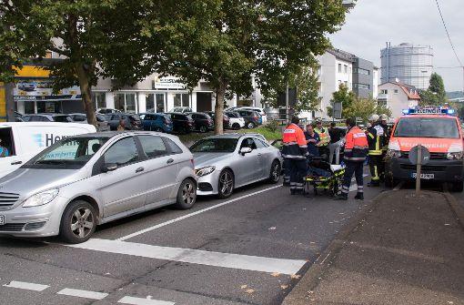 83-jähriger Porsche-Fahrer verursacht schweren Unfall