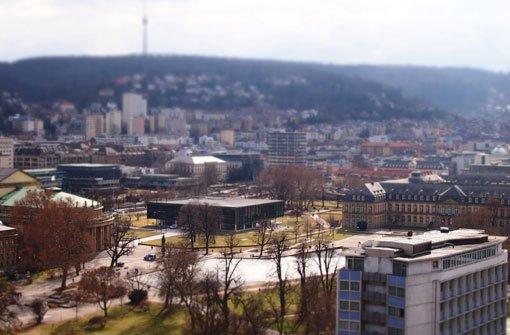 Der Stuttgarter Landtag ist in die Jahre gekommen. Jetzt soll er umfassend renoviert werden. Foto: Leserfotograf burgholzkaefer