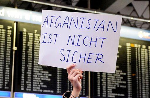 Unrechtmäßig abgeschobener Afghane unterwegs nach Deutschland
