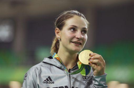 Bahnrad-Olympiasiegerin ist querschnittsgelähmt