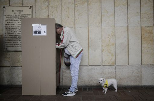 Kolumbiens Demokratie wird erwachsen
