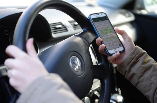 Lügen helfen dem Handy-Sünder wenig