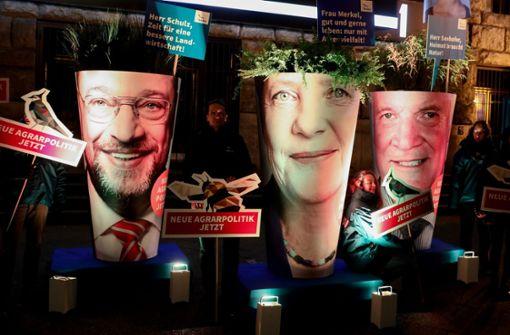 Darauf haben sich Union und SPD bisher geeinigt