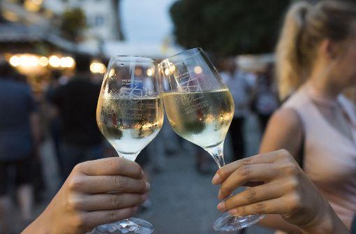 Möge der Weingeist weiter mit diesem Fest sein