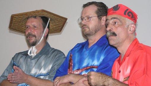 Trio feiert 20-jähriges Jubiläum