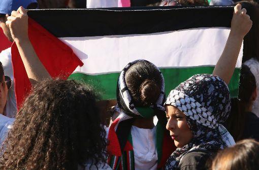 Welt muss Israel für Siedler-Gesetz bestrafen