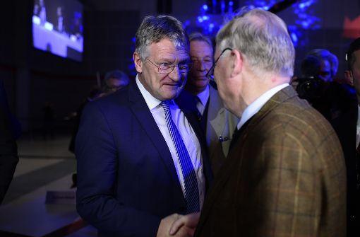 Nach viel Chaos: Gauland zum Co-Vorsitzenden gewählt