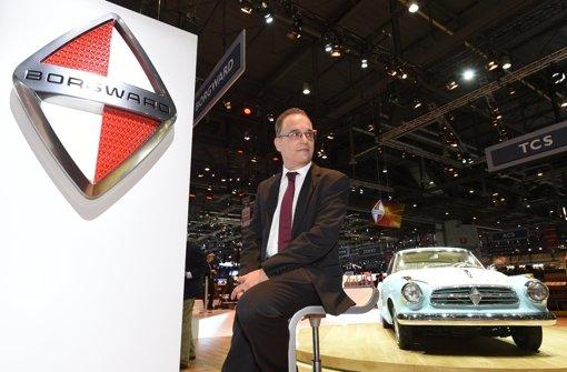 Die künftige Borgward Group AG plant ihr weltweites Hauptquartier in Stuttgart Foto: dpa