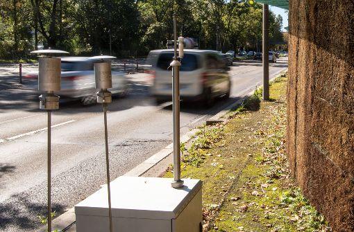 Land: Verkehrsverbote am Neckartor nicht möglich