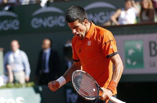 Für Djokovic zerplatzt ein Traum