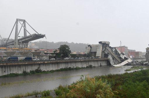 """""""In Deutschland muss niemand Angst haben über eine Brücke zu fahren"""""""