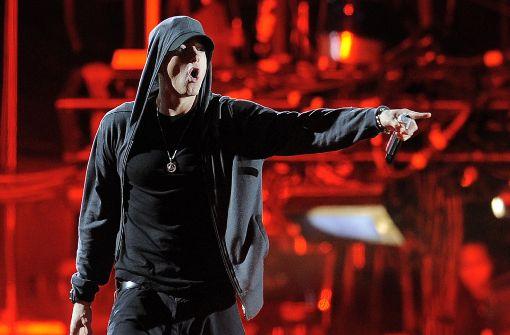 Eminem gewinnt Prozess gegen konservative Partei