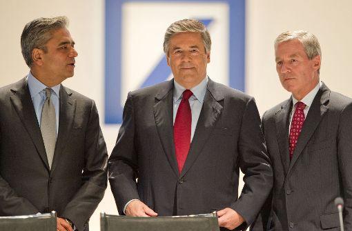 Deutsche Bank will Ex-Chefs zur Kasse bitten