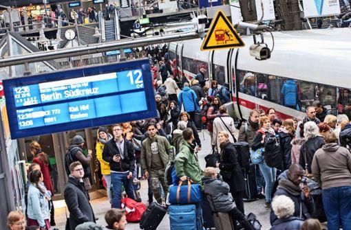 Wann bekommen Bahnkunden Geld zurück?
