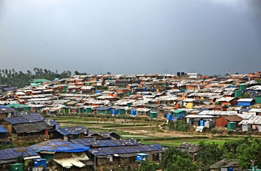 Monsun bedroht weltgrößtes Flüchtlingscamp