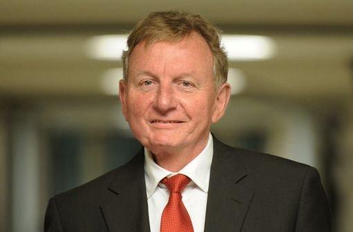 SPD-Politiker und Stuttgart-21-Befürworter Claus Schmiedel Foto: dpa
