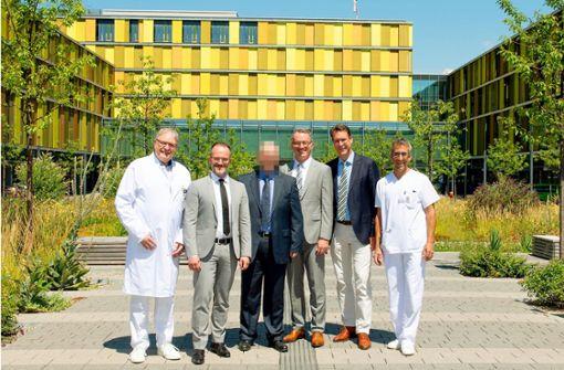 Beinahe-Chefarzt landet in U-Haft