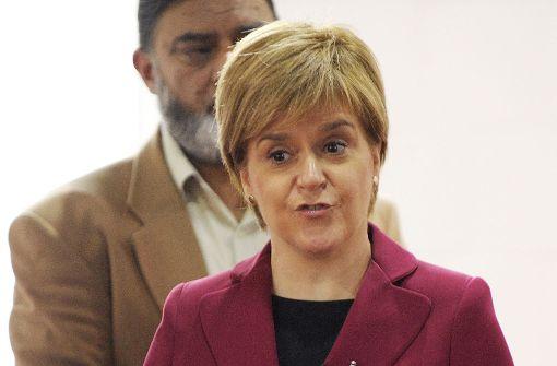Schottland verschiebt Entscheidung