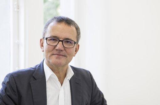 Martin Fritz ist neuer Rektor der Merz Akademie. Foto: Merz Akademie