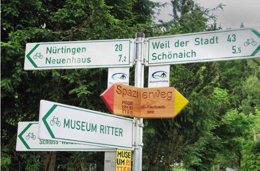 Region setzt auf Museumsradweg