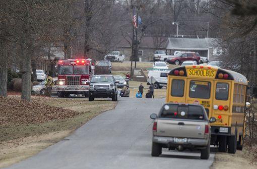 Zwei Schüler sterben bei Schüssen an High School in Kentucky