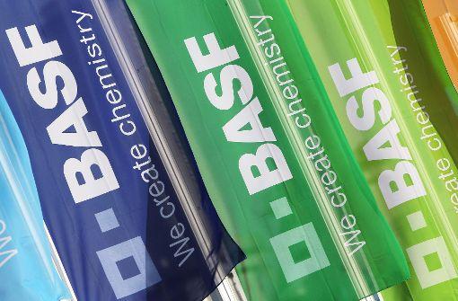 BASF profitiert von höheren Öl- und Gaspreisen