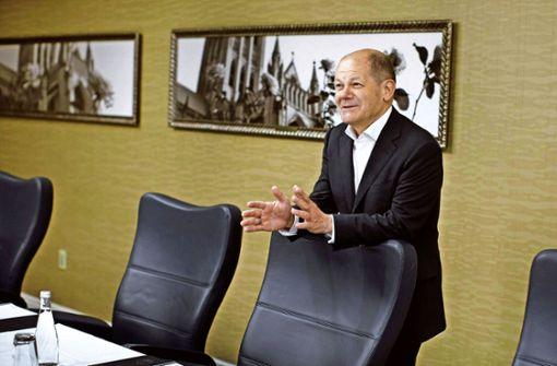 Der neue spricht wie der alte Finanzminister