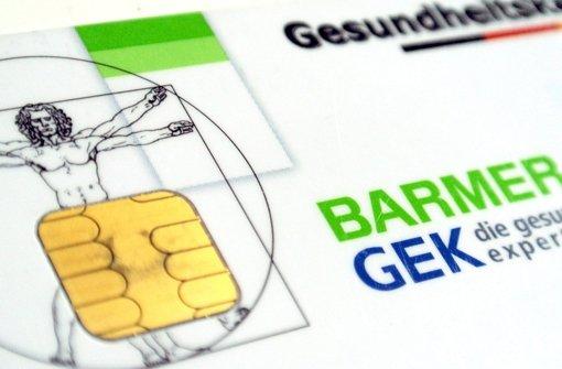 Mit der Fusion der Barmer GEK und der Deutschen BKK  entsteht die größte deutsche Krankenkasse. Foto: dpa