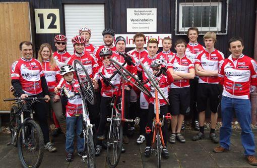 Aufbruchstimmung beim Radsportverein