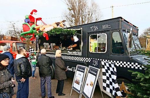 Food-Truck-Weihnachtsmarkt fällt aus