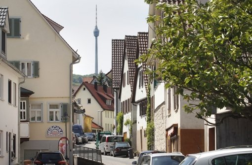Verkehrslärm und Panoramablick