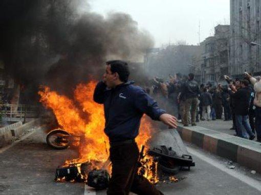 Acht Tote im Iran