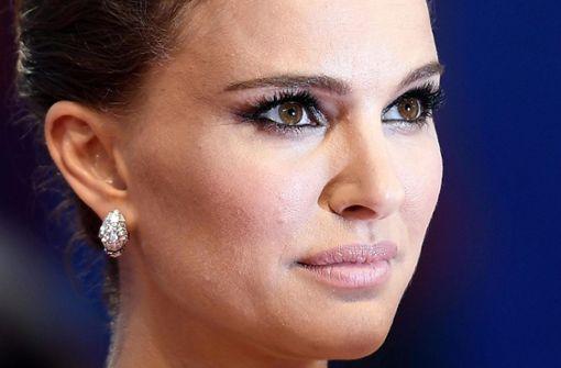 Natalie Portman sagt aus politischen Gründen Israel-Reise ab