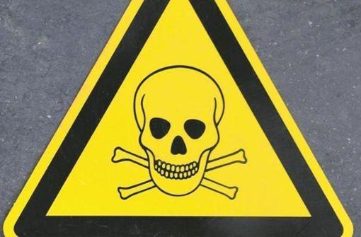Verdacht auf Chemie-Unfall bei Schule in Engstingen