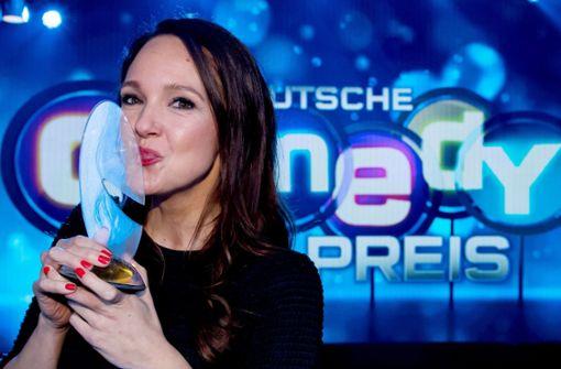 Carolin Kebekus wird erneut als beste Komikerin geehrt