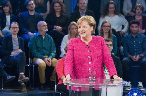 Angela Merkel – sie versteht fast alle