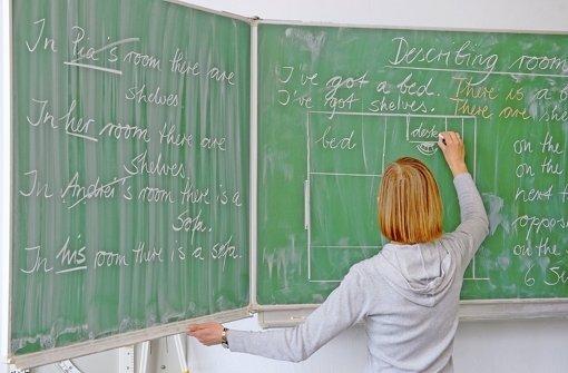 Für guten Unterricht braucht es gut ausgebildete Lehrer. Foto: dpa