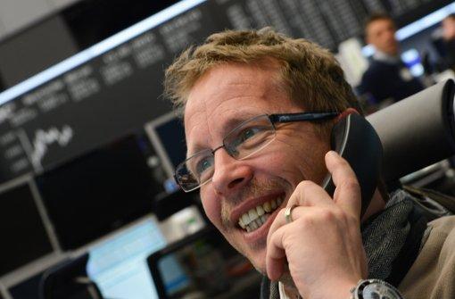 Jubelstimmung an der Börse?