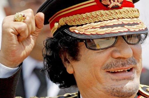 Gaddafi ruft zum Dschihad auf